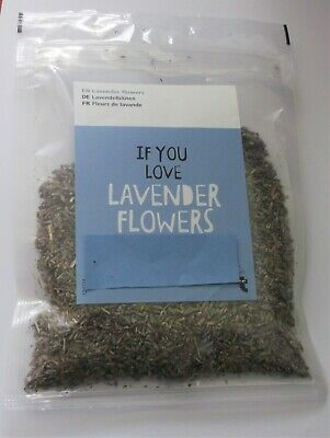 £4.99 • Buy Genuine Lavender Flowers - Dried With Natural Scent - For DIY & Pot Pourri -50g