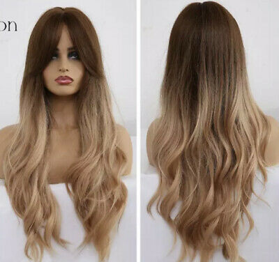 £28 • Buy 24 Inch Lace Front Wig Synthetic Fibre