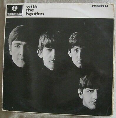 £85 • Buy Beatles - With The Beatles Uk  Pmc1206 Mt Tax Code Ex Ultrasonic Clean 1963