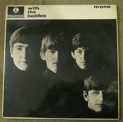 £120 • Buy BEATLES - WITH THE BEATLES 2nd UK  PMC1206 MT TAX CODE EX++ ULTRASONIC CLEAN