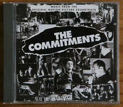 £0.99 • Buy The Commitments - Music From The Original Motion Picture Soundtrack - CD (1991)