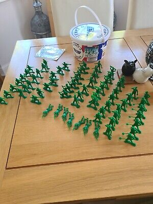 £12 • Buy Toy Story Collection Bucket Of Soldiers X 70 Soldiers  With Certificate.
