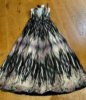 £45 • Buy Stunning Ted Baker CASINTO Maxi Dress TED2 UK10 - Wedding, Prom, Races BNWT