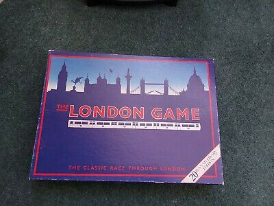 £10 • Buy The London Game - 20th Anniversary Edition