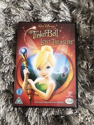 £1.25 • Buy Tinkerbell And The Lost Treasure