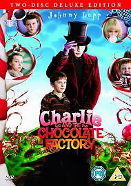 £0.99 • Buy Charlie And The Chocolate Factory/Willy Wonka And The Chocolate Factory (DVD,...
