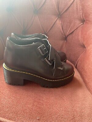 £50 • Buy Burgundy Coppola Doc Martens Size 5 Boots Autumn New Ankle Boots