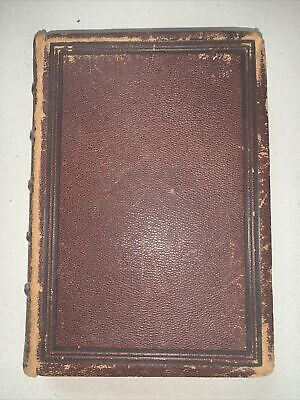 £32.33 • Buy The Bible In The Family Hints On Domestic Happiness 1877 12th Edition