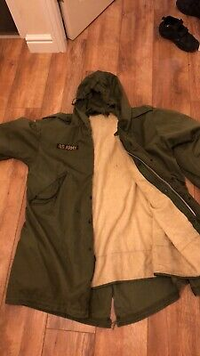 $358.96 • Buy Original M51 Parka With Lining. Medium. Immaculate Condition!