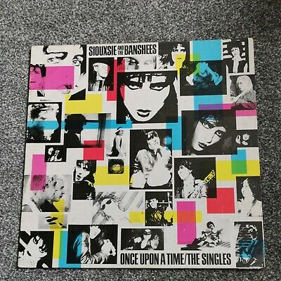 £9.99 • Buy Siouxsie & The Banshees Once Upon A Time  The Singles  Uk Vinyl Lp Pols1056 Punk