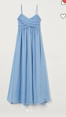 £40 • Buy Brand New H&M Summer Prom Bridesmaid Dress Size 10