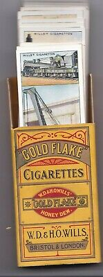 £2.40 • Buy Wills Cigarette Cards -Railway Equipment 50 Issued. Other Sets Available