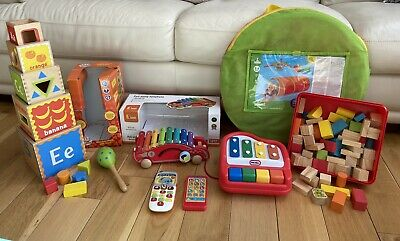 £25 • Buy Bundle Of Baby Toys / Wooden Toys