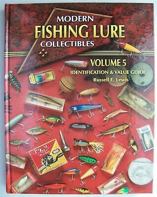 £18.31 • Buy Fishing Lure Collector's Price Guide Book Plus Special Heddon Lures