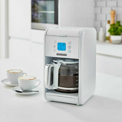 £49.99 • Buy Morphy Richards 163007 Verve Pour Over Filter Coffee Machine, White