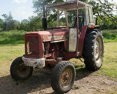 £2200 • Buy International Harvester 574 Classic Tractor Project