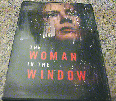 AU19.70 • Buy The Woman In The Window (DVD 2021) Thriller With Amy Adams,Gary Oldman Pre-order
