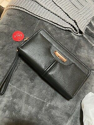 AU21.50 • Buy Mimco Everly Extra Large Travel Wallet