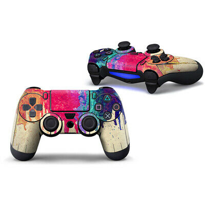 AU8.95 • Buy Playstation 4 PS4 Full Controller Skin Paint