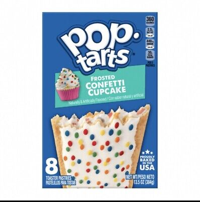 £10 • Buy Pop Tarts - AMERICAN STYLE Baked In USA