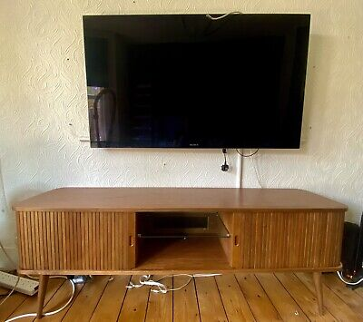 £250 • Buy John Lewis & Partners Grayson TV Stand Sideboard For TVs Up To 60 , Dark Wood