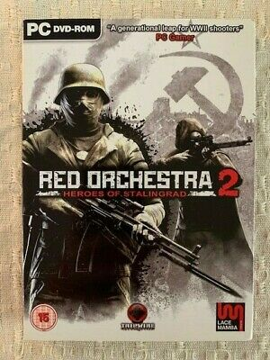 £5.95 • Buy PC DVD ROM Red Orchestra 2 Heroes Of Stalingrad PC PAL