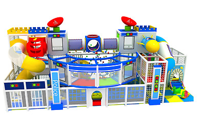 £36596.66 • Buy 500 Sqft Commercial Indoor Playground Themed Interactive Soft Play We Finance
