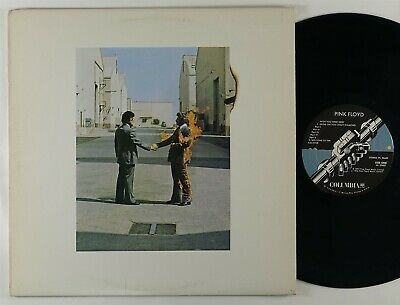 £5.66 • Buy Pink Floyd  Wish You Were Here  LP Columbia Promo