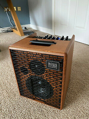 £146 • Buy Acus One ForStrings 6T 130W Acoustic Guitar Amp Combo  **PICKUP ONLY PLEASE**