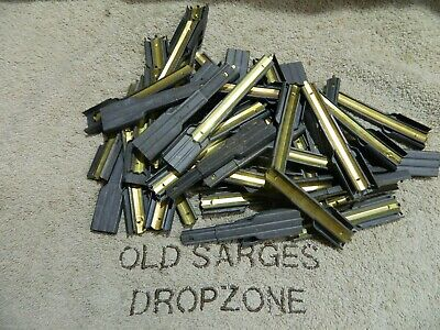 $25 • Buy USGI M1 Carbine Stripper Clips- Old Style- 50 Ct. SECONDS