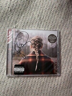 AU33.04 • Buy Taylor Swift Signed Evermore