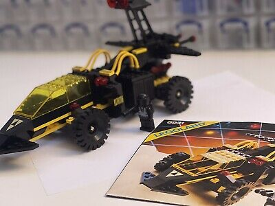 £0.99 • Buy Lego Black Tron 6941 & 6876 Rare Retired Classic Space Sets