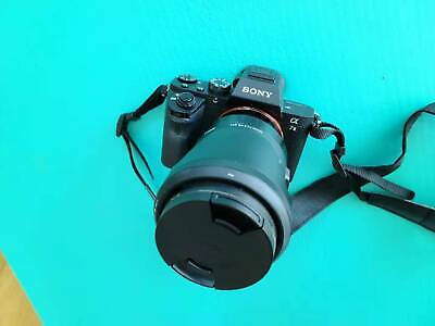 AU1964.32 • Buy Sony A7ii Full Frame Mirrorless Camera With Sigma 35mm 1.4 Art And Accessories