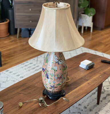 $184.99 • Buy Maitland Smith Porcelain Table Lamps Designed & Hand Made In Philippines