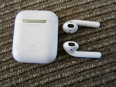 $ CDN57.27 • Buy Apple AirPods 1st Generation Wireless Headphones & Charging Case - White A-1523