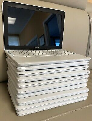 $ CDN185.45 • Buy Lot Of 10 HP Chromebook 11-White 11.6  Exynos 5 2GB 16GB WebCam FOR PARTS ONLY