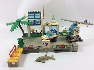 £57.94 • Buy Lego Town HURRICANE HARBOR 6338 USED 1995 Retired VERY RARE Partial Set
