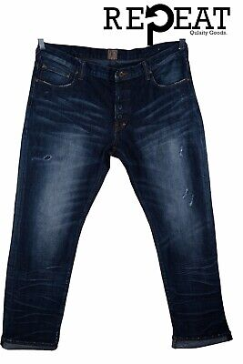£32.01 • Buy PRPS BARRACUDA STRAIGHT JEANS  MENS SIZE 40x34