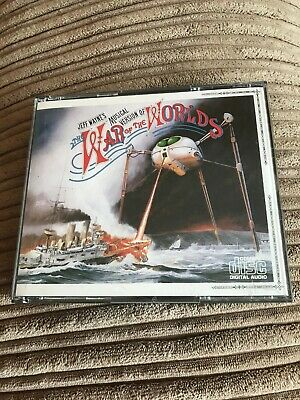 £4.99 • Buy The War Of The Worlds  -  2 CD Fat Box