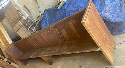 £250 • Buy 10ft Church Pew  PROJECT