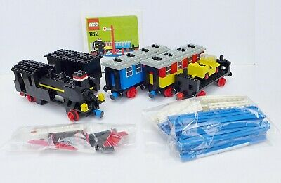 £10 • Buy Vintage Classic Lego 182 Train Set With Motor (without Motor) From 1975 - VGC