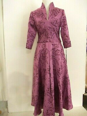 £50 • Buy Size 8 Special Occasion/mother Of The Bride Dress In Pink By Veni Infantino
