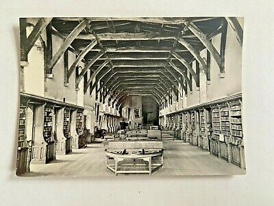 £0.69 • Buy Durham Cathedral The Monks Dormitory Postcard