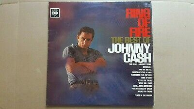 £1.50 • Buy Johnny Cash    Ring Of Fire : The Best Of Johnny Cash    Vinyl Lp Records