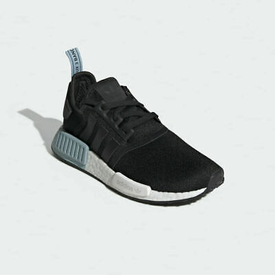 £89.99 • Buy Adidas NMD R1 Boost Womens Trainers Core Black/Ash Grey - UK 4.5