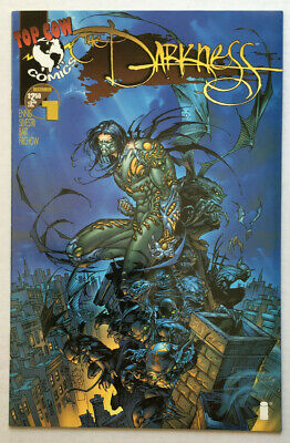 £15 • Buy Top Cow The Darkness #1 Dynamic Forces Variant Silvestri