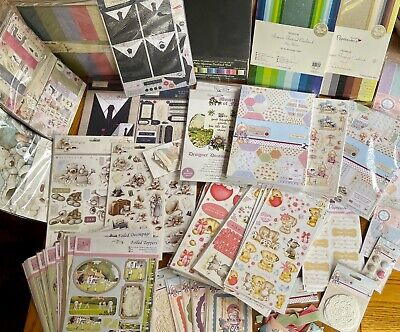£3.99 • Buy Papermania - Paper, Card, Decoupage, Toppers, Greetings, Stickers, Ribbon +++