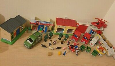£49.99 • Buy MASSIVE Postman Pat Toy Bundle With Vehicles , Figures And Buildings 2008