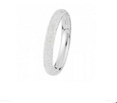 £0.99 • Buy Spinning Silver Brilliant Stackable Ring