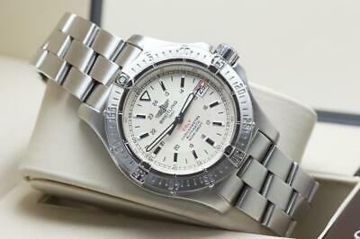 £1750 • Buy Stunning Breitling Gents Colt II Automatic Wristwatch Ref A17380 - Box & Papers